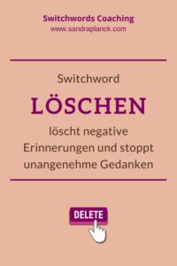 Switchword Löschen