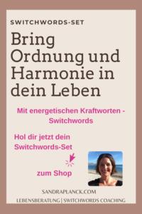 Switchwords - Work-Life Balance